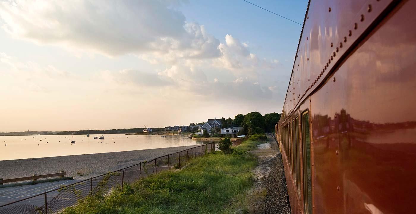 Cape Cod Central Railroad, Massachusetts