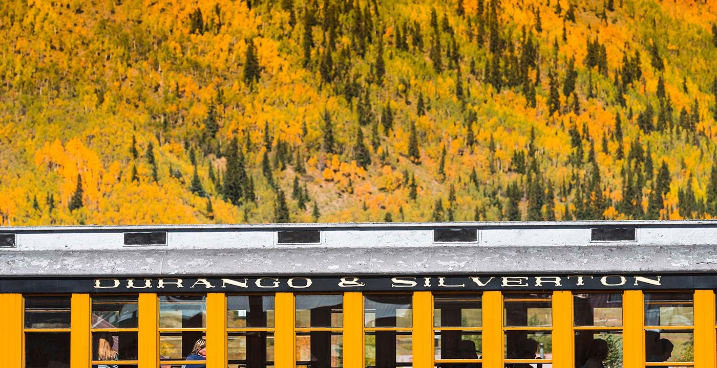 Experience Fall Foliage By Train This Fall