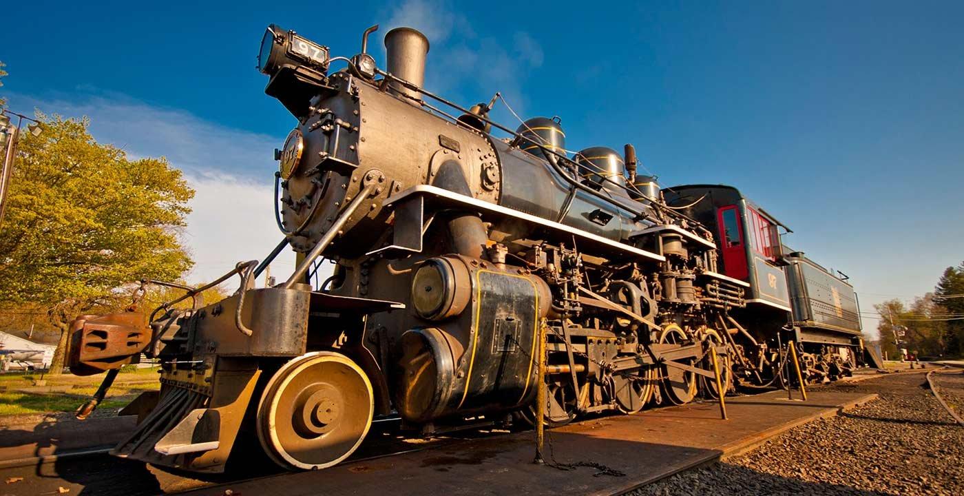 Essex Steam Train & Riverboat, Connecticut