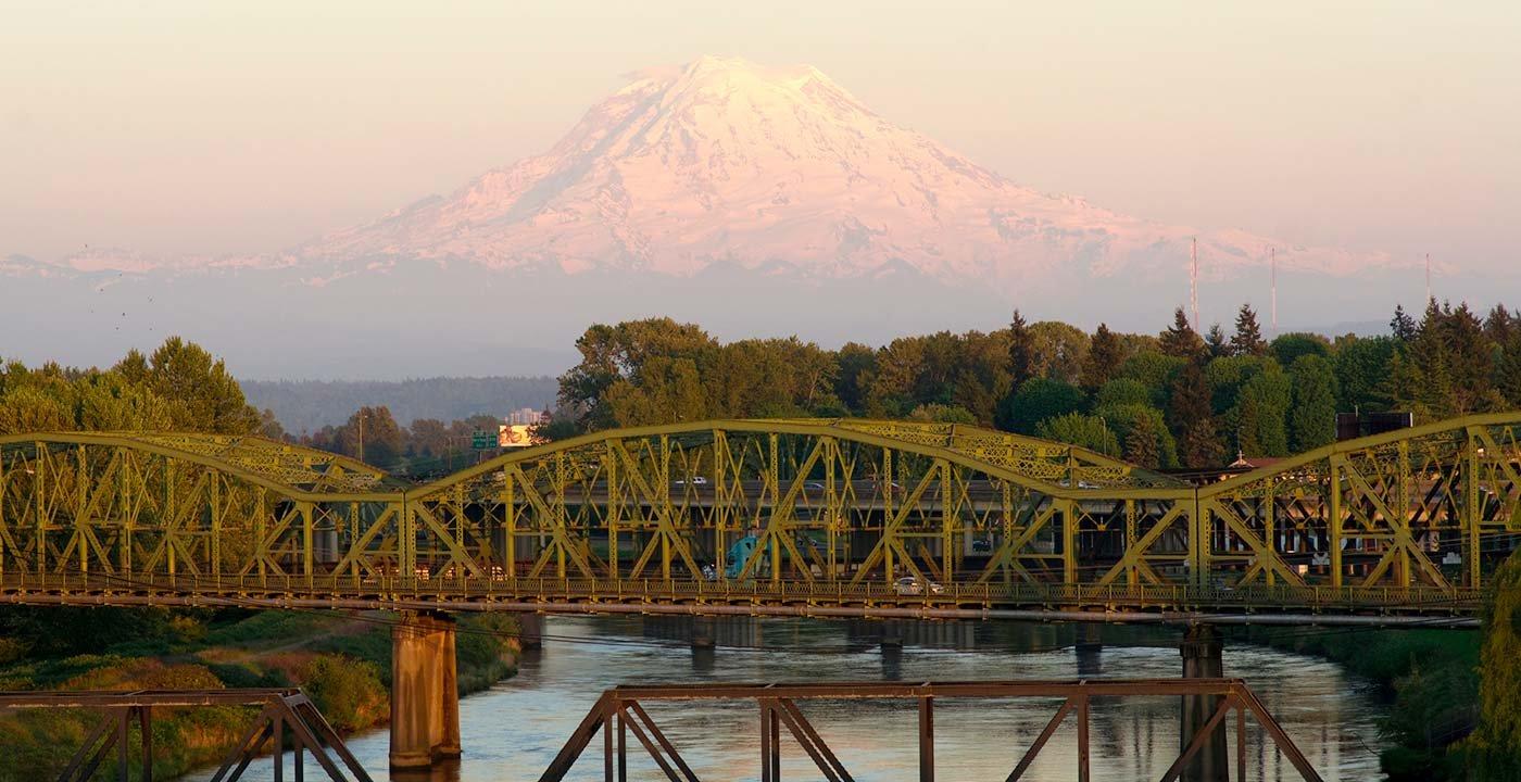 Mt. Rainier Scenic Railroad and Museum, Washington