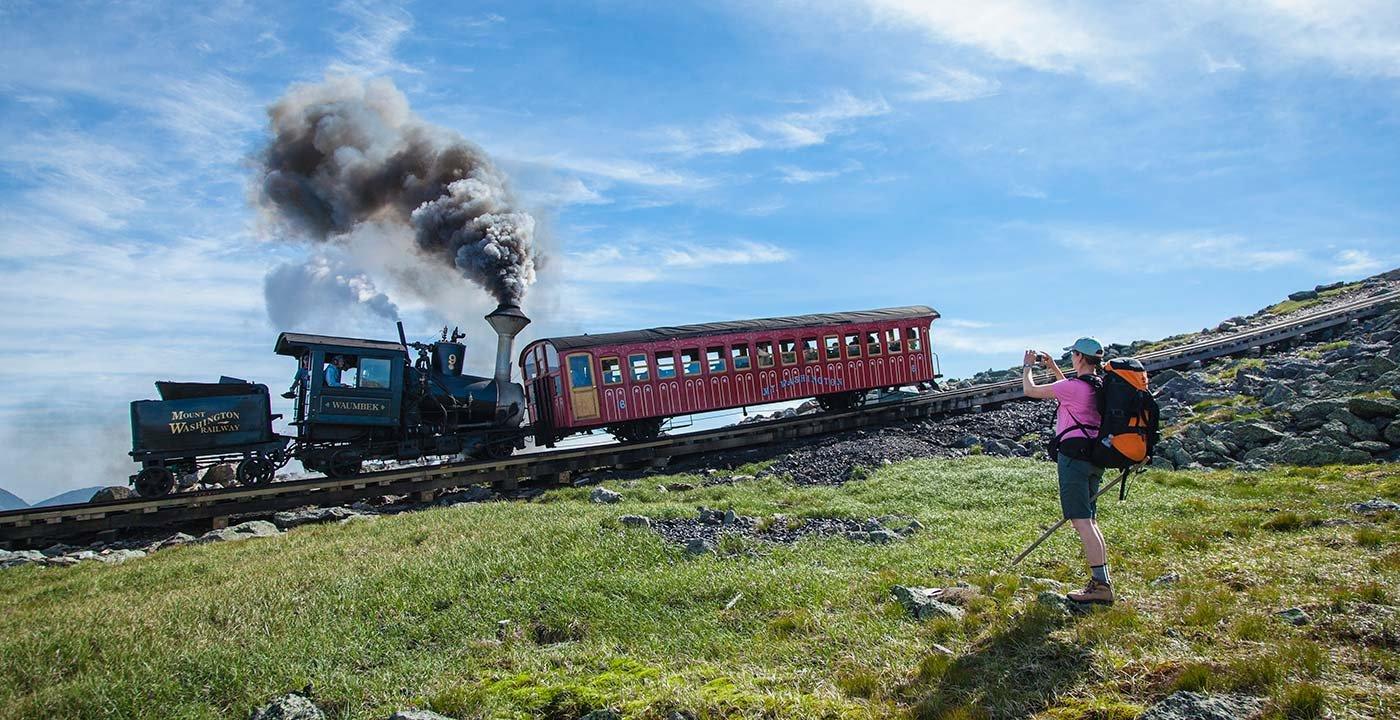 Mount Washington Cog Railway, New Hampshire