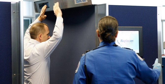 Rapiscan System's full-body scanners will soon become a thing of the past.