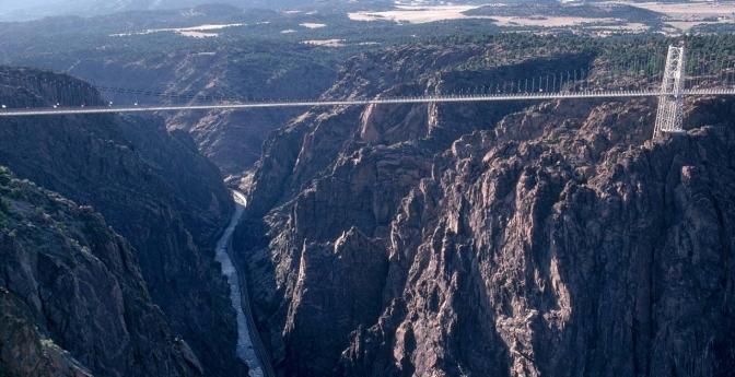 Royal Gorge Bridge, Canon City, Colorado