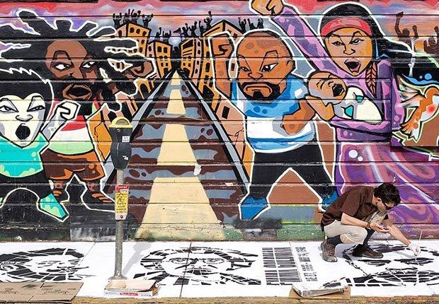 Mejores ciudades para el arte en EE.UU. - San Francisco