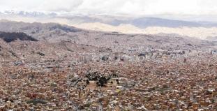 La Paz Mountains