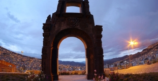 Archway Monument
