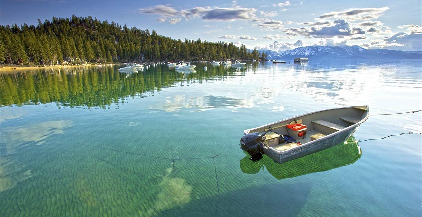 photo of Outdoor Weekend Getaway in Lake Tahoe
