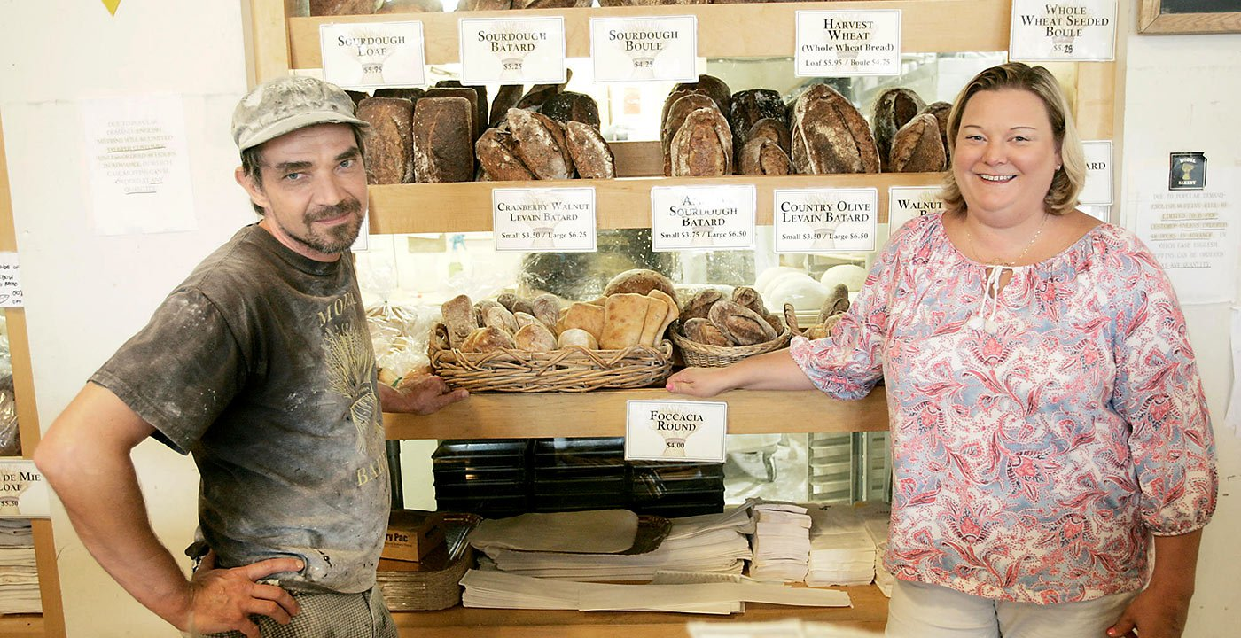 In the Bread-Baking Biz for Nearly a Century