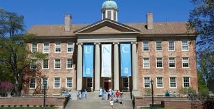 South Building, University of North Carolina at Chapel Hill