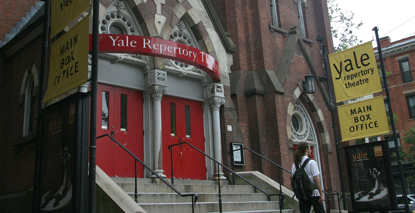 See a Play at the Yale Repertory Theatre