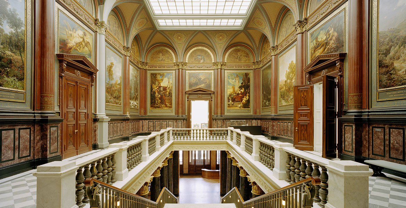 Wander Through the Kunsthalle