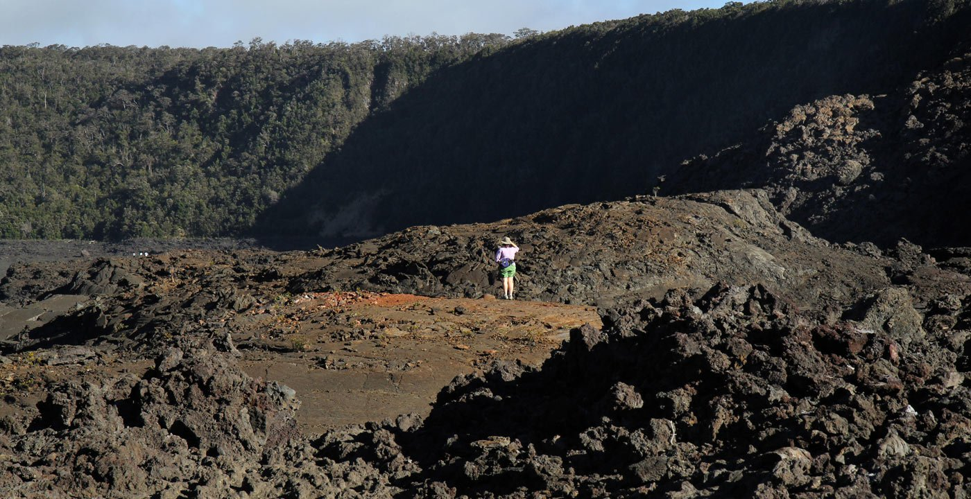 The Kilauea Iki Trail Ranks With the Best