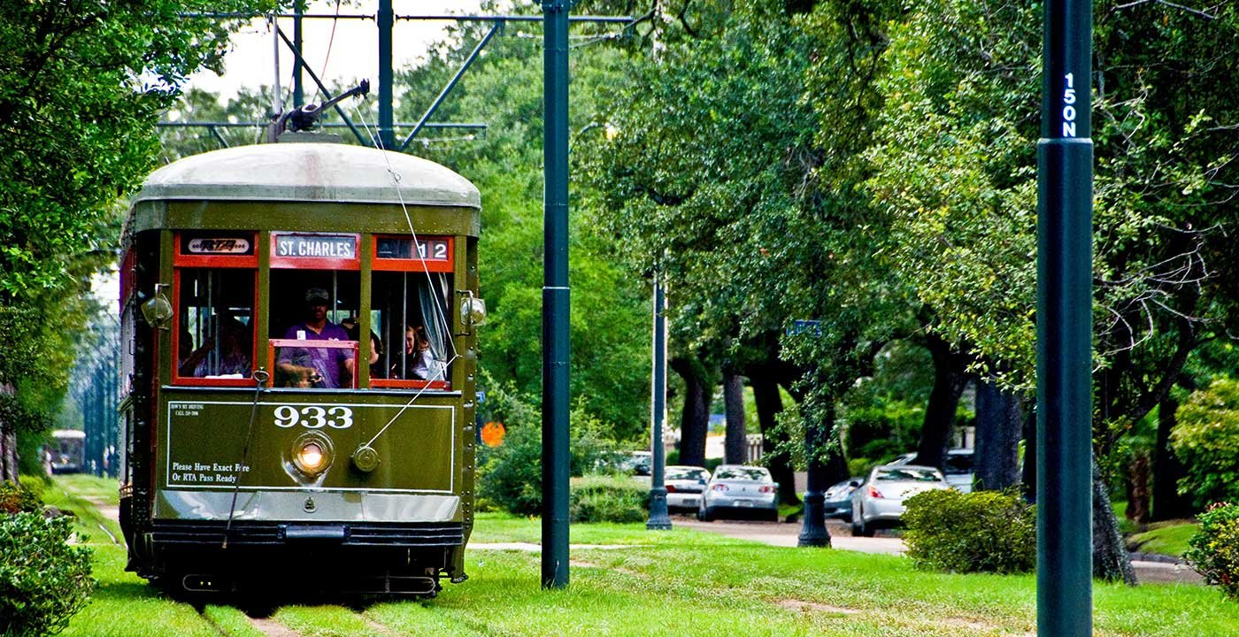 Seeing the Sights by Streetcar