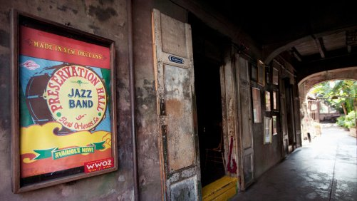 Get Down at Preservation Hall
