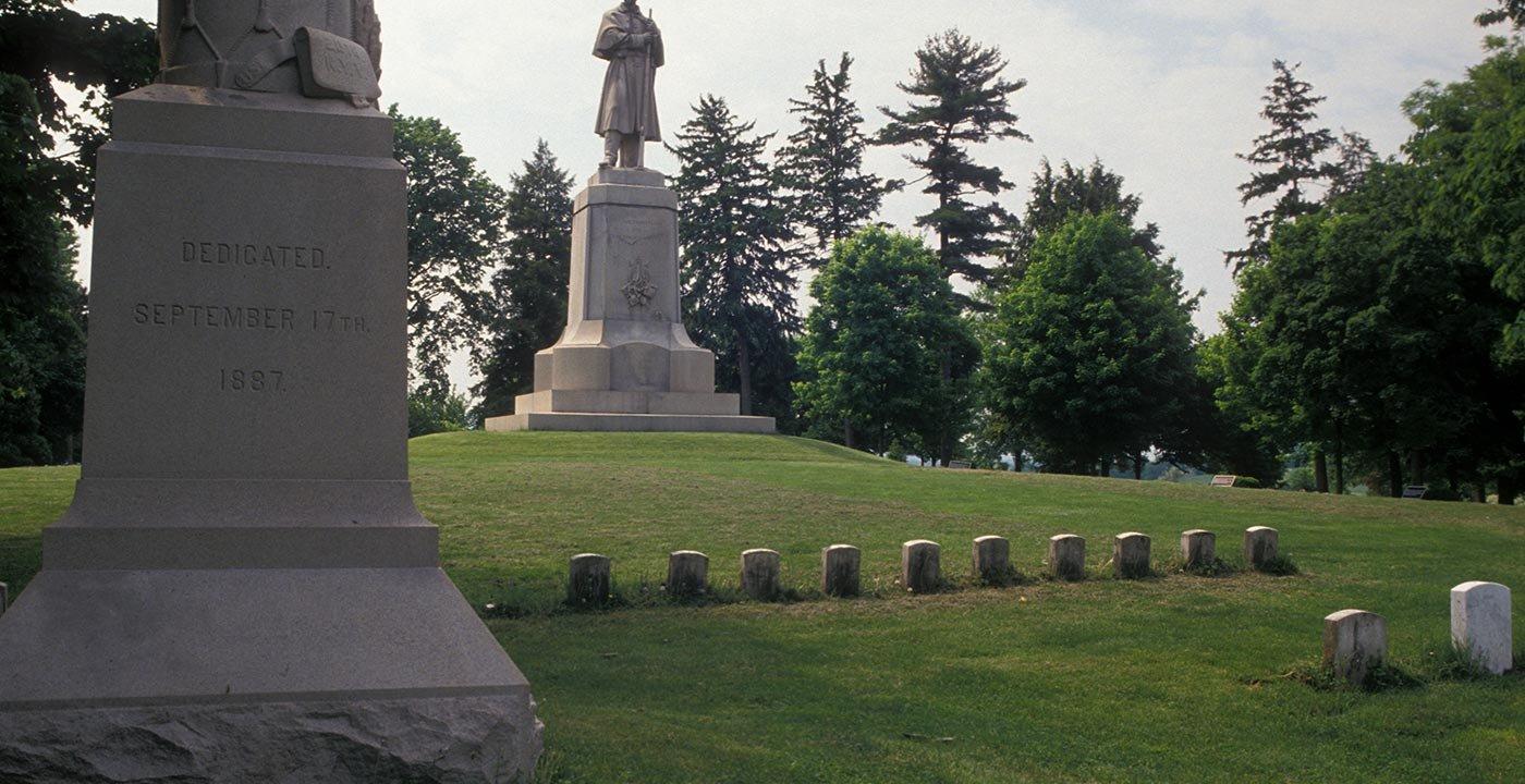 Confederate Resting Place