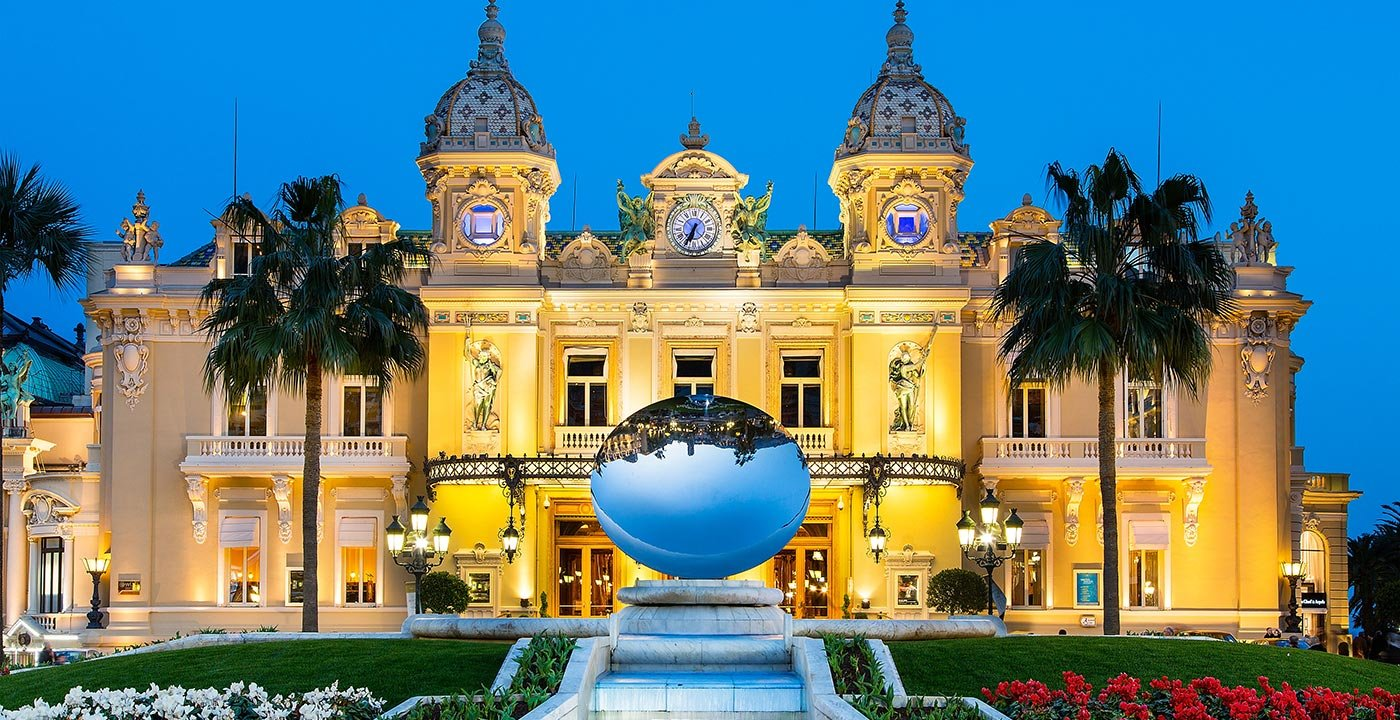 Play Monte Carlo Roulette