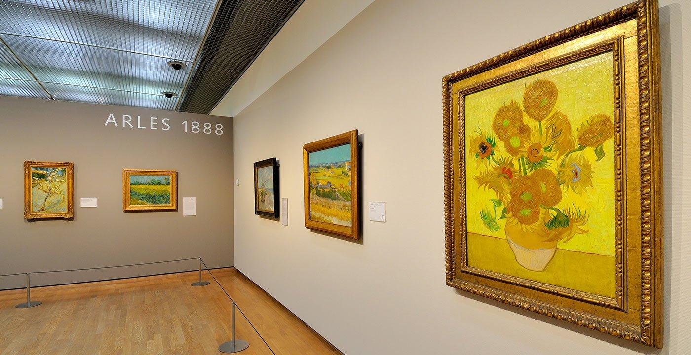 Visions of Van Gogh