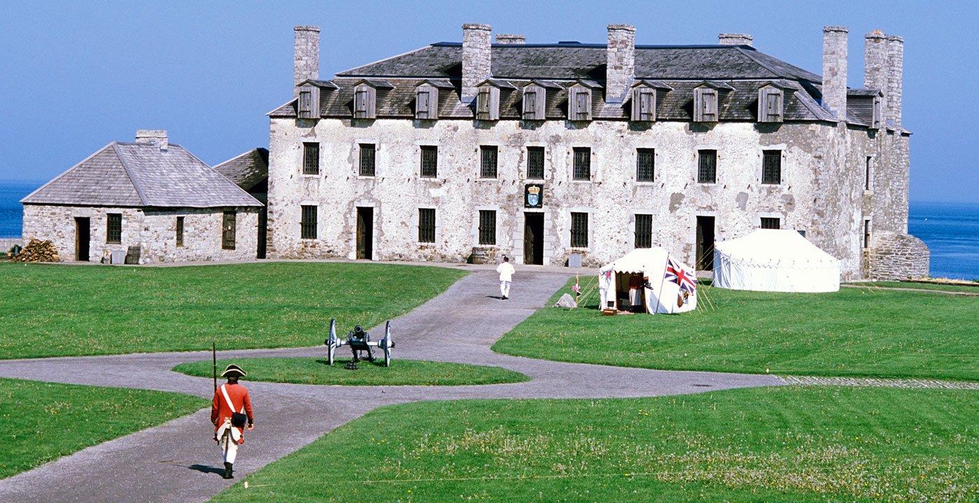Explore Old Fort Niagara