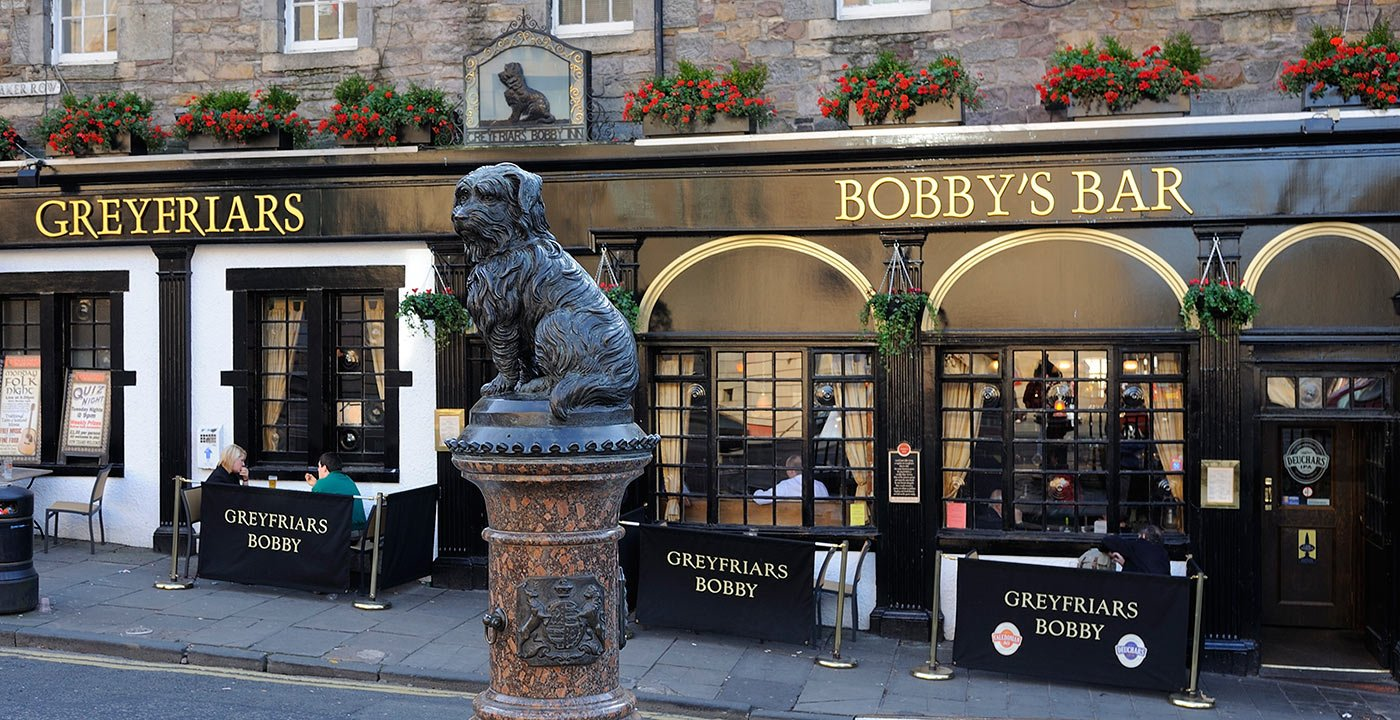The Dogs: Great Pub, Even Better Name