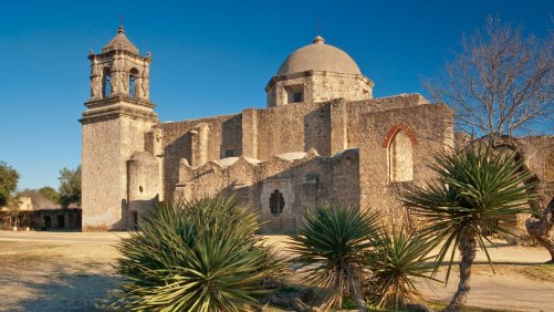 See All the San Antonio Missions