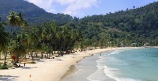 Trinidad Beach
