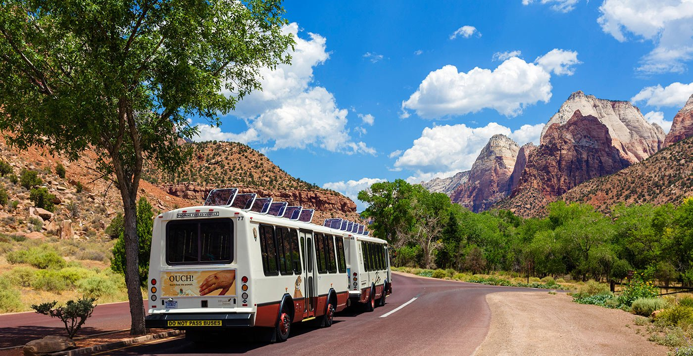Exploring Made Easy: Zion Canyon Scenic Drive